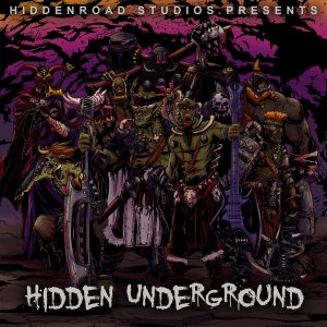 HiddenRoad Studios Presents Hidden Underground (Stream + Purchase)