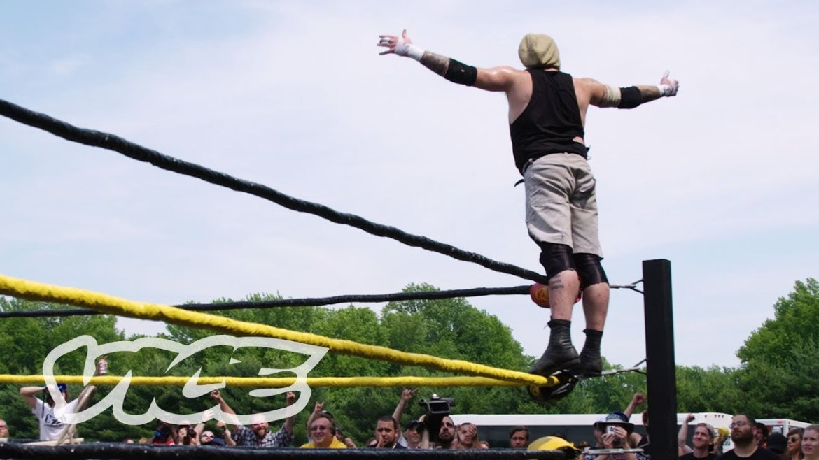 VICE Presents Inside America's Most Violent Wrestling (Documentary)