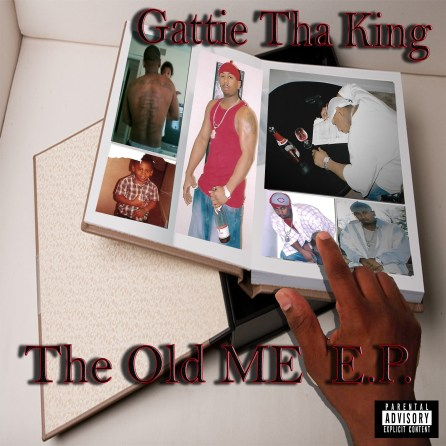 The Old Me Ep frontcover