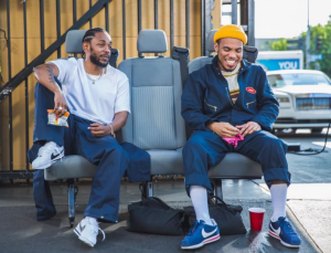 Anderson .Paak – Tints (featuring Kendrick Lamar) (Audio Dope)