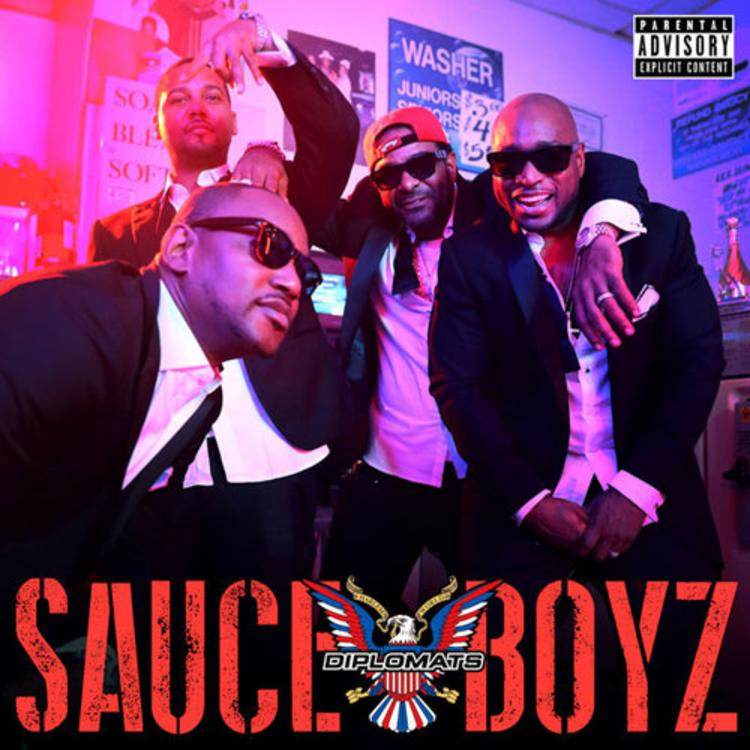 The Diplomats – Sauce Boyz (Official Video)