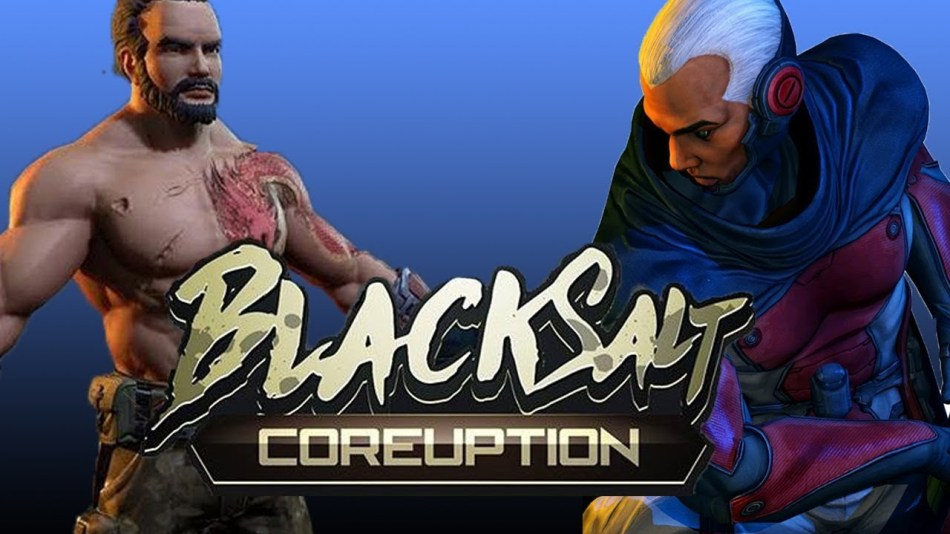 black salt coreuption