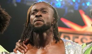 Kofi Kingston loses WWE Title in 9 second squash to Brock Lesnar!