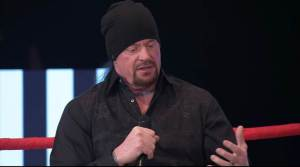 Out of Character sit down with WWE Legend The Undertaker