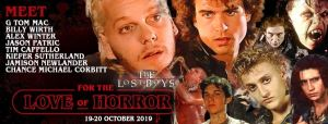 For The Love Of Horror 19-20 October 2019! Manchester