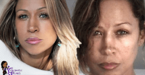 Bizzare Stacey Dash Arrest, claims to be White!