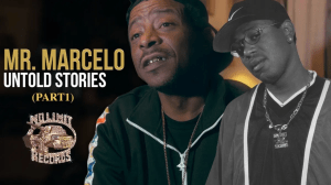 Mr. Marcelo on Meeting Master P and getting  $500,000!
