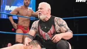 Scott Steiner Rushed To Hospital At Impact! Tapings