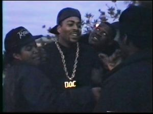 "The D.O.C. ""Ice Cube Is A Monster!"""