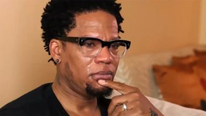 D.L. Hughley speaks after passing out on stage, says tested positive for COVID!