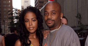 JAGUAR WRIGHT on how much DAME DASH loved AALIYAH!