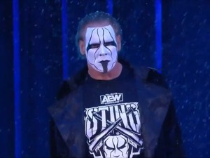 Wrestlebiz: Sting debuts for AEW and returns to TNT for the first time in nearly 20 years!!!