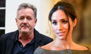 COMEDIAN GODFREY Weighs In On PIERS MORGAN Commentary In MEGHAN MARKLE Fued!