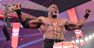 Bobby Lashley Captures WWE Championship In Historic Raw Title Win!
