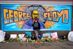 People around the world mark the one-year anniversary of George Floyd's death