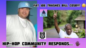Fat Joe GOES OFF On People CELEBRATING Bill Cosby Being RELEASED From Prison!