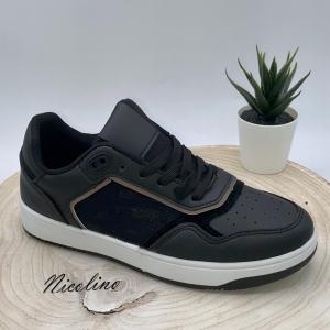 Baskets Helena noire