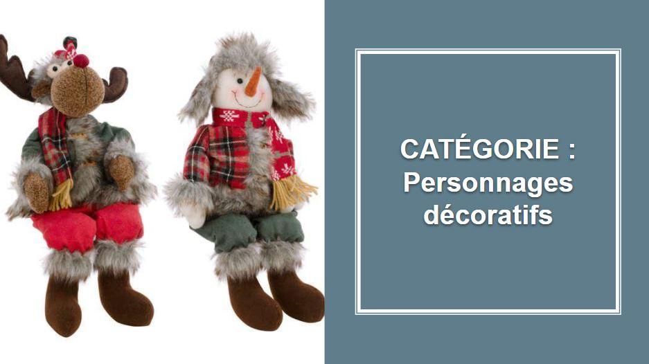 CATÉGORIE : Personnages décoratifs