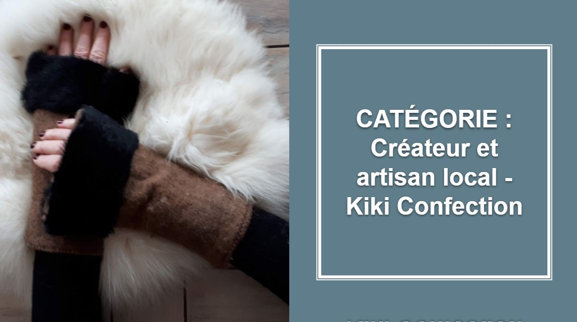 CRÉATEUR & ARTISAN : Kiki Confection