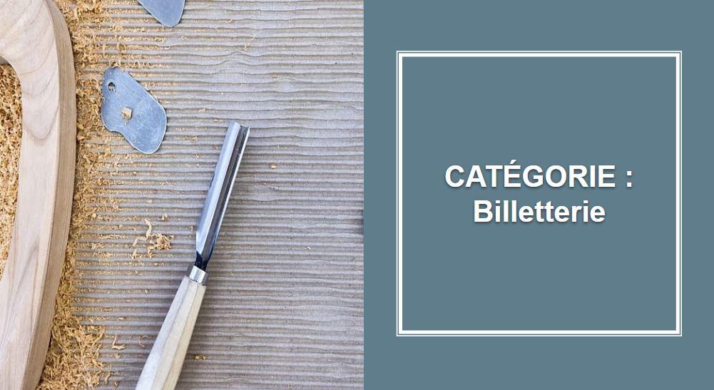 BILLETERIE - Activités et événements