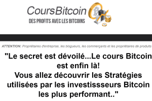 Cours Bitcoin