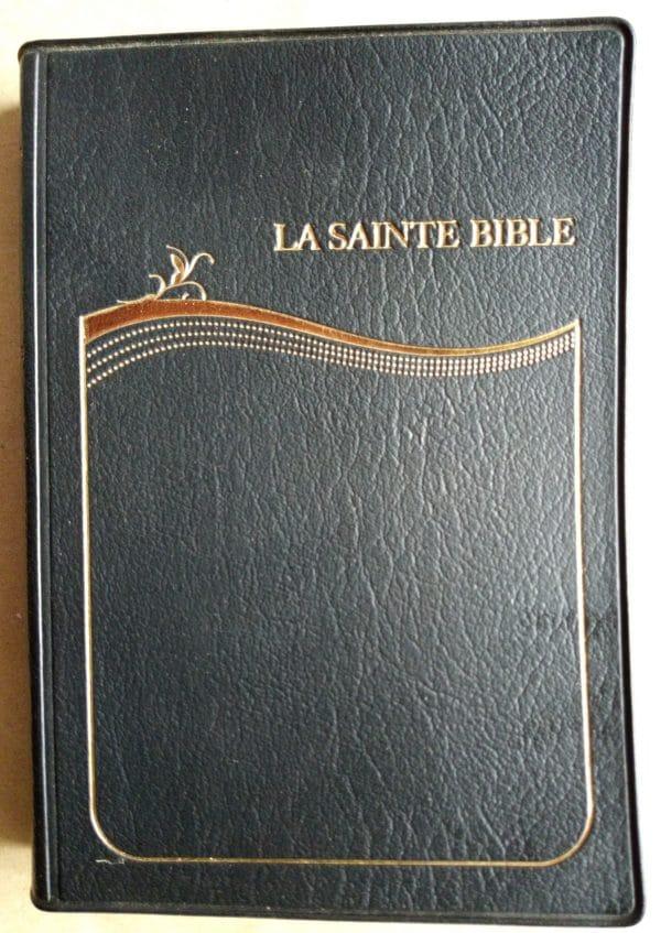 Bible Louis Segond (Sans renvoi)