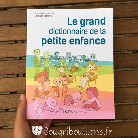 Grand dictionnaire de la petite enfance couverture