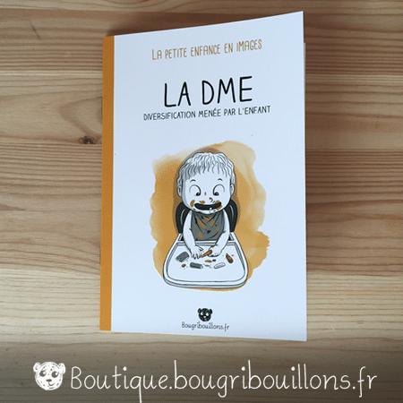Livrets Bougribouillons - La petite enfance en images - Livret DME