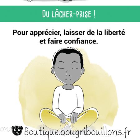 Jeu libre partie 2 - Extrait 2 - Affiche Bougribouillons Petite enfance