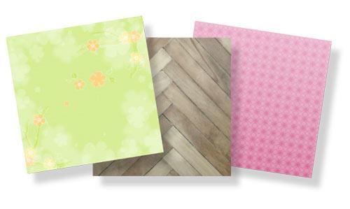 Quelques exemples de textures