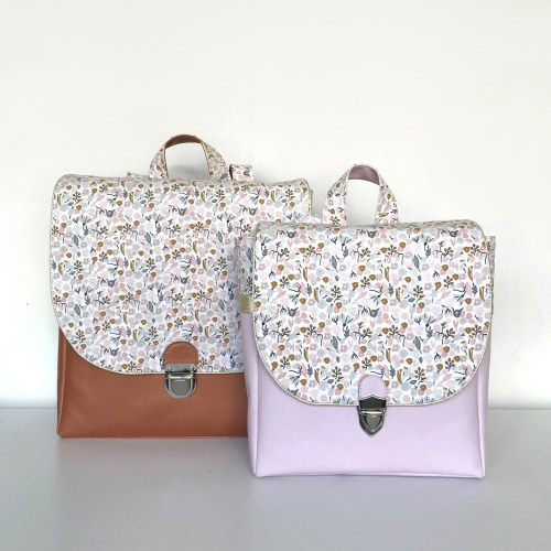 tuto sac a dos enfant