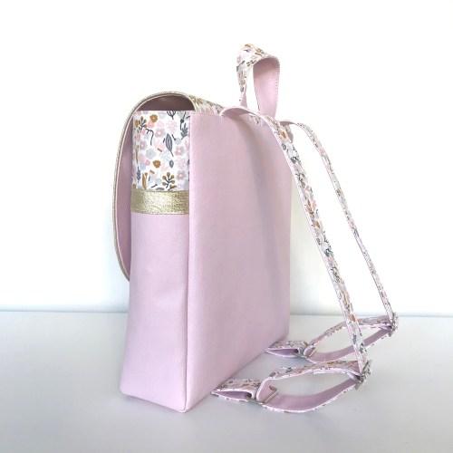 tuto sac a dos maternelle