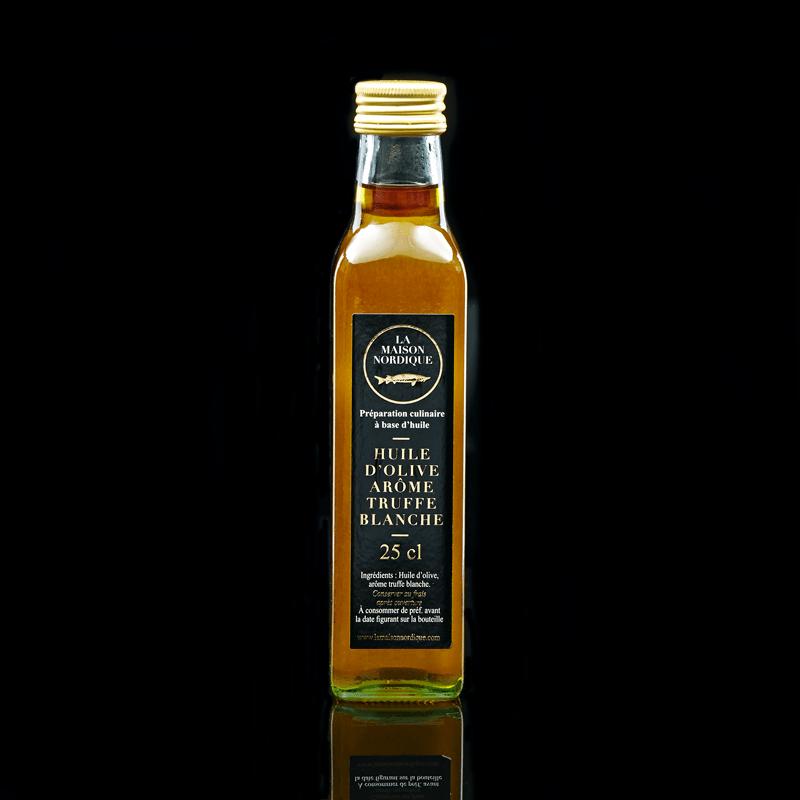 huile d olive arome truffe blanche la maison nordique