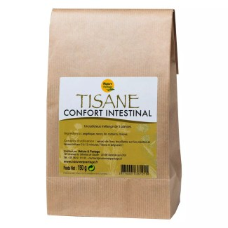 Tisane confort intestinal