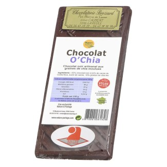 chocolat au chia