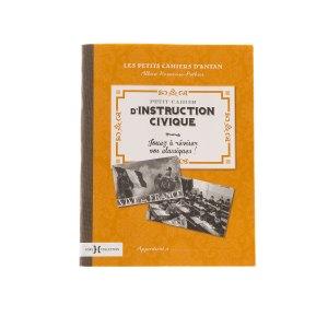 cahier instruction civique