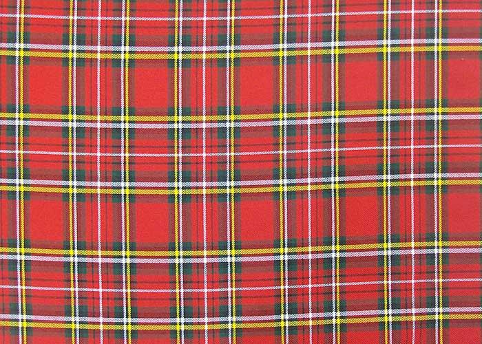 Tissu Kilt Cossais Rouge Tissu Cossais Vert Tissu
