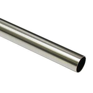 tringle a rideaux metal chrome diametre 16 mm