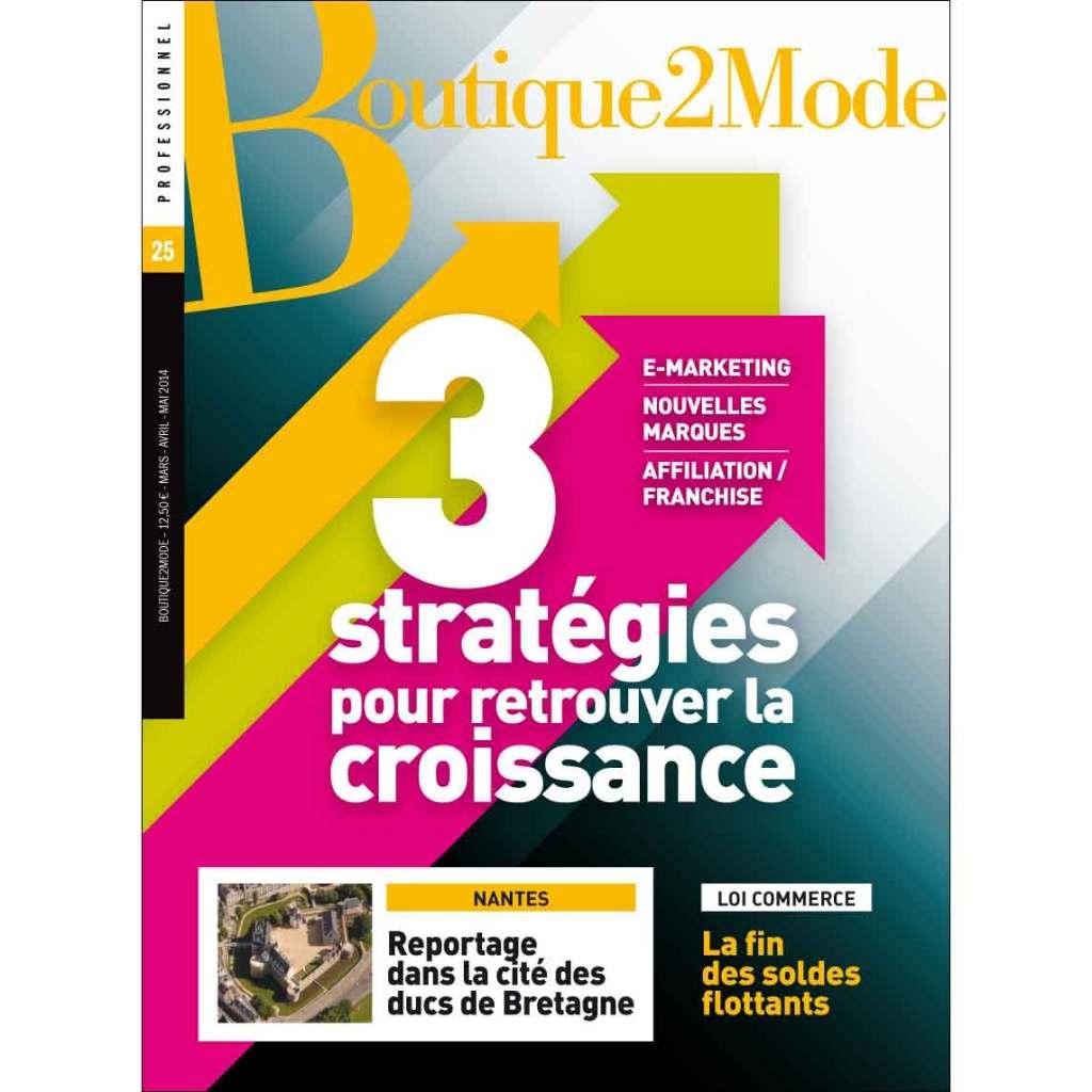 B2M 25 – 3 stratégies pour retrouver la croissance