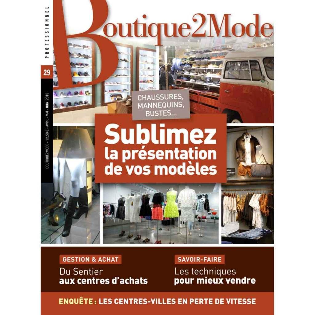 B2M 29 – Sublimez la présentation de vos modèles