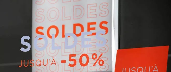 report soldes