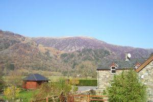 Views from Dolffanog Fach