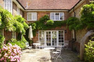 Rooks Hill Boutique B&B - The Patio