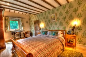 Low Mill Guest House, Leyburn, North Yorkshire - Bedroom