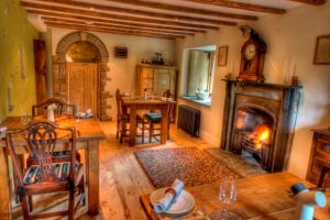 Low Mill Guest House, Leyburn, North Yorkshire - Dining Room