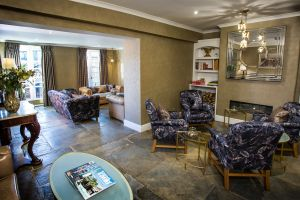 Home from home boutique B&B experience with luxury magazines