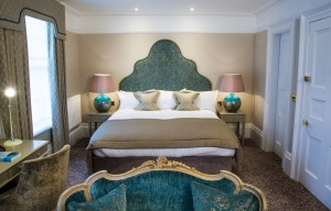 Delight in a great night's sleep during your luxury Stratford stay