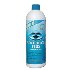 Flocculant plus