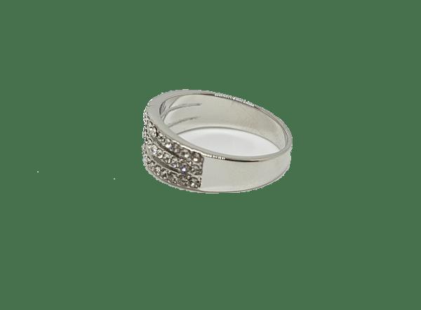 Bague 3 anneaux cote