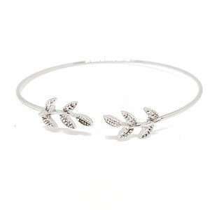 Bracelet motifs feuilles
